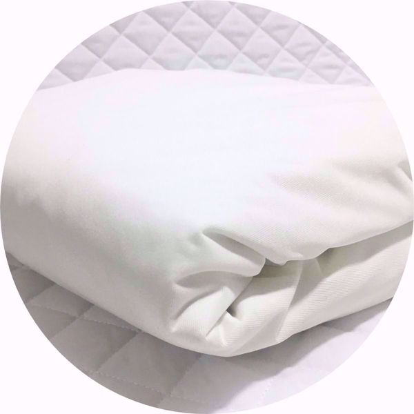 Full Care Zippered Waterproof Dust Mite Mattress Cover