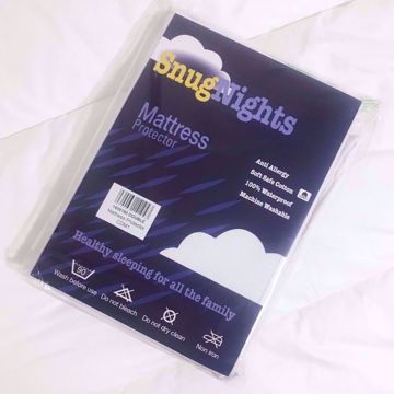 Snugnights Care Waterproof Mattress Protector