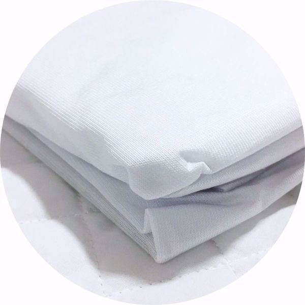 Picture of EcoSleep Ultimate 2 in 1 Waterproof Pillow Protector & Pillowcase
