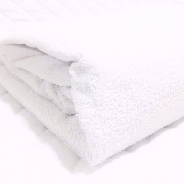 Picture of Allergon Terry Towelling Waterproof  Breathable Virtually Undetectable Mattress Protector